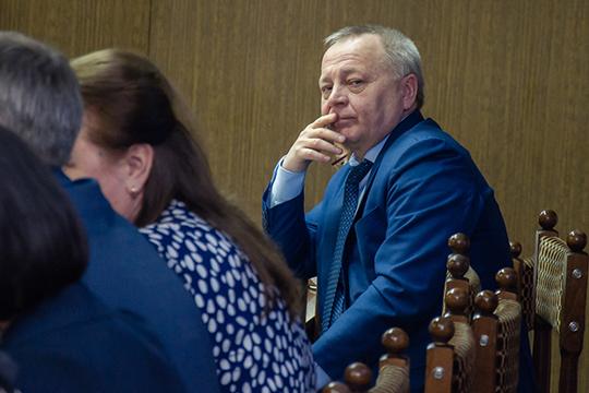 Ринат Абдуллинвдоходахпотерял, заработав лишь 2,77млн рублей