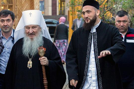 «У верующих людей, мусульман и православных, есть один заклятый враг: имя ему – сатана»