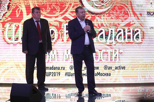 Евгений Еремин с жаром утверждал, что ислам — это неотъемлемая часть культуры и традиционная религия России