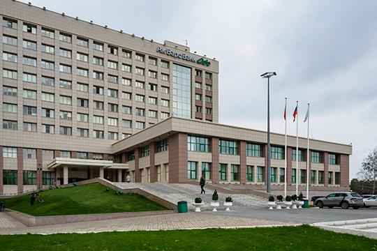 Чистая прибыль крупнейшей кредитной организации Татарстана увеличилась в2,2 раза до1,38млрд рублей поитогам января-марта 2019 года