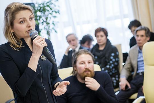 Карина Набиуллина: «Мы не любим делать вымышленные проекты в стол. Хочется, чтобы это могло пригодиться»