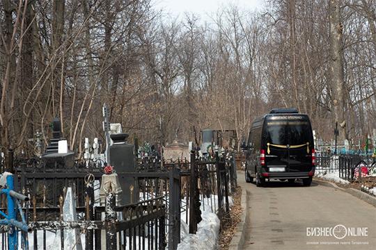 «Оборот похоронной индустрии только официально составляет около 60 миллиардов рублей в год; размер ее теневого сектора, по оценке властей, может достигать 250 миллиардов»