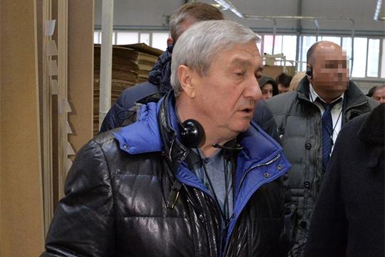 Внеся в уставной капитал 200 тысяч рублей, Игорь Седов (на фото) стал владельцем 80% активов КЗСД. На тот период эта доля оценивалась, по словам Мухитдинова, в 224,17 млн рублей