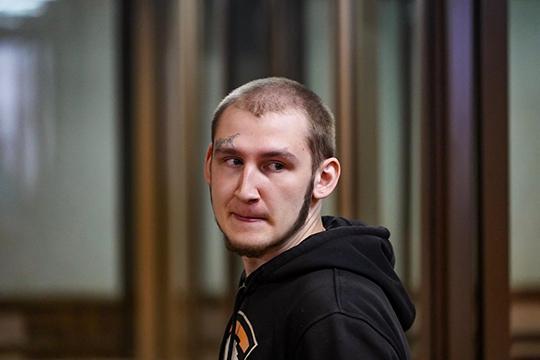 Все осужденные, кроме Аскарова (на фото), будут отбывать наказание в колонии строго режима