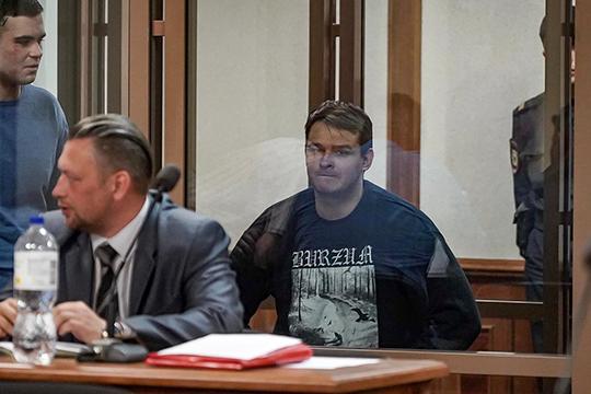 По версии следствия, Халилов и Архипов (на фото) были так называемыми «боевиками» группы — организовывали нападения, убийства и порчу чужого имущества