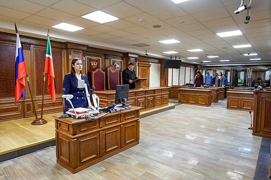 В Верховном суде РТ федеральный судья Айрат Ибатуллин сегодня поставил точку в длящемся с декабря 2018 года судебном процессе