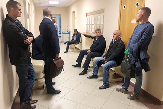 Два года понадобилось, чтобы завершить расследование уголовного дела бывшего начальника финансового отдела министерства культуры Татарстана Ильдара Хаярова (справа)
