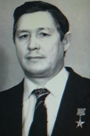 Вениамин ДемьяновичГригорьев