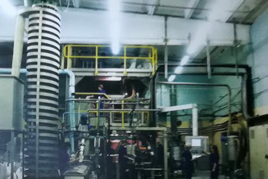 На заводе КВАРТ