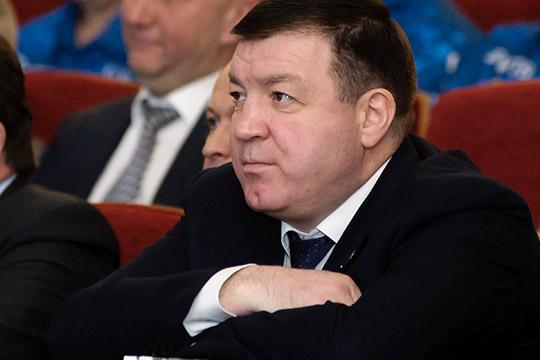 В штабе Марселя Мингалимова (на фото) назвали оппозиционера (Рузиля Мингалимова) двойником на выборах и обвинили в грязных пиар-технологиях