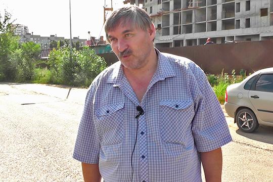 Третий наш корреспондент вместе с представителем профсоюза МПРА Юрием Шариповым побывал на проспекте Победы, где строится ЖК «Мой ритм»