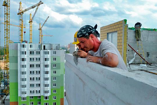 «Небыло такого, чтобы строители бастовали»: запуститли бунт крановщиков цепную реакцию?
