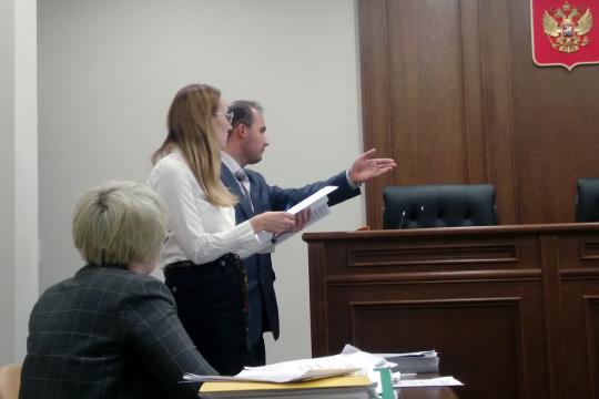 В Арбитражном суде РТ накануне состоялось заседание по делу о взыскании ущерба после пожара в ТЦ «Порт»