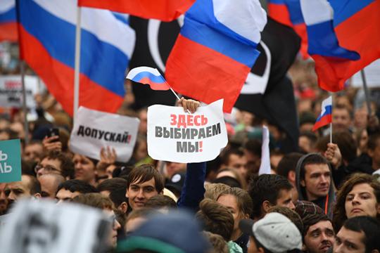 «Думаю, если спросить у протестующих, где находится здание Мосгордумы, они не ответят»