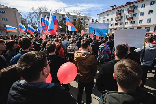 «Дискуссия о том, молодеет протест или нет, тоже идет с акции Навального двухлетней давности»