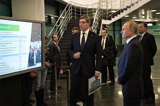«Татарстан — витрина, куда возят, чтобы показать, что хорошо не только в Москве»