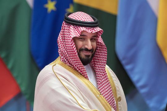 «Принц Салман— это, во-первых, фактический правитель нынешней Саудовской Аравии, аво-вторых,— крупная политическая фигура мирового масштаба»
