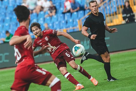 Необходимо отметить Башкирова. Если с «Краснодаром» он ни разу не вступил в отбор, то с туляками 11 раз, лучший показатель в команде