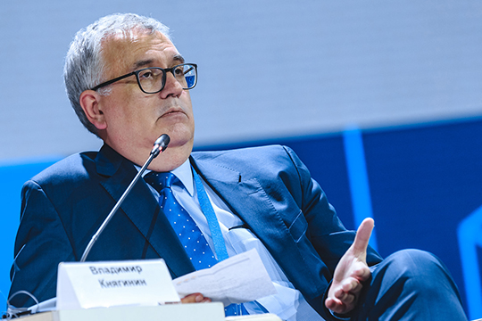 Владимир Княгинин: «Ненужно везде ждать каких-то переворотов иреволюций! Нужно улучшать уже существующую систему»