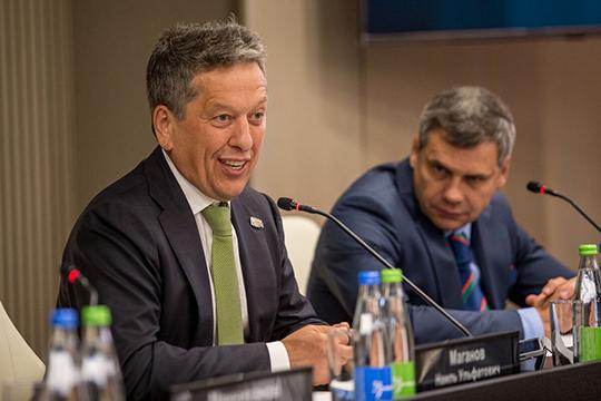 Наиль Маганов, президент клуба, признался, что изменения его впечатлили
