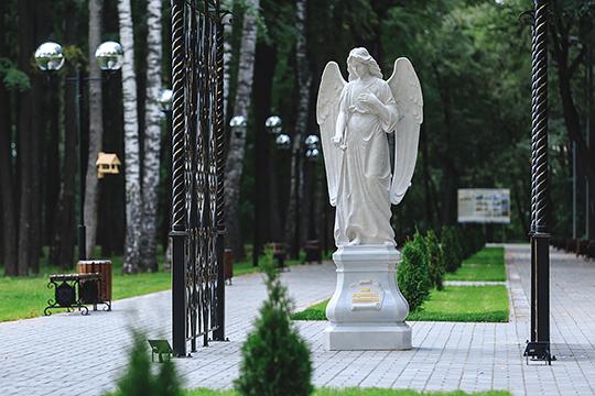 Посвящение основательнице Казанского Родионовского института благородных девиц, в стенах которого ныне располагается КСВУ, Анне Николаевне Родионовой
