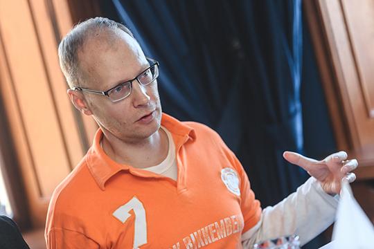Валерий Коротков: «Был создан оркестр, который называется «Альфия бенд», первый раз он выступил в рамках культурной программы ЧМ-2018 по футболу, был там единственным татарским проектом»