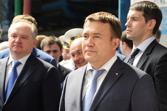 Затмить «Мистрали»: Ренату Мистахову поручат строительство вертолетоносцев?