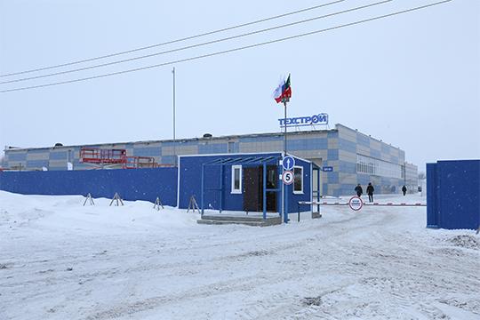 2016 году «Техстрой» запустил производство колодцев и резервуаров, в 2017-м — новый трубный цех в татарстанском Лаишево