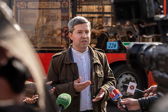 Глава ассоциации автотранспортных предприятий РТ Сергей Темляков: «Ежедневно перевозчики получают одну-две жалобы на водителей и кондукторов автобусов. Вся эта информация проверяется»