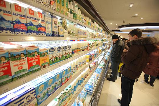 За квартал корзина «Магнита» подешевела на 0,1%, однако за год стоимость продуктов выросла на 0,5%. Корзина «Бахетле» за квартал прибавила к прежней цене 1,7%, но за 12 месяцев практически осталась при своих