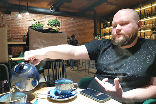 Минтимер Нугманов: «Я, честно говоря, удивился, ведь внашем кафе все было нормально, авпрограмму обычно брали загибающиеся заведения»