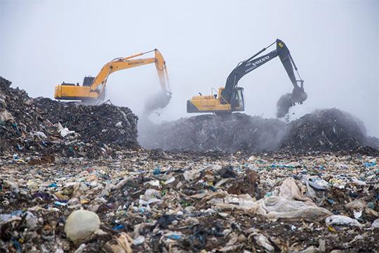 «Когда мы введем завод в эксплуатацию, под управлением «РТ-Инвест» ни один килограмм отходов в Татарстане, в частности, в Казани не будет зарываться под землю»