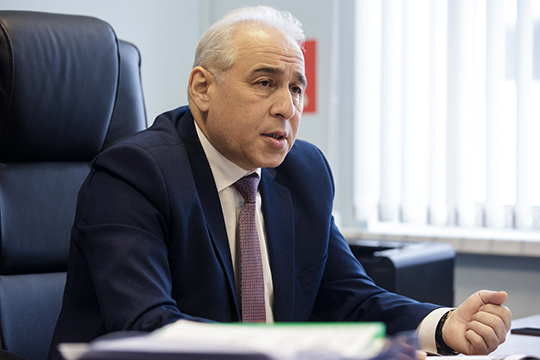 В октябре 2016 года «Заречье» пригласил в качестве антикризисного управляющего Леонида Эйдлина — с целью привести комплекс в порядок и успешно продать. Но вывести проект на прибыль так и не получилось