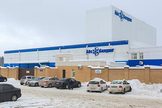 Банк «Заречье» продал уникальный складской комплекс «Айс Билдинг» холдингу «Мираторг» за 280 млн рублей