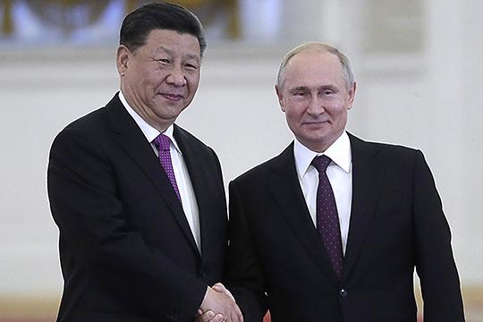 Как известно, с 2017 года Владимир Путин и Си Цзиньпин договорились о создании Управляющей компании Российско-Китайского инвестиционного фонда регионального развития
