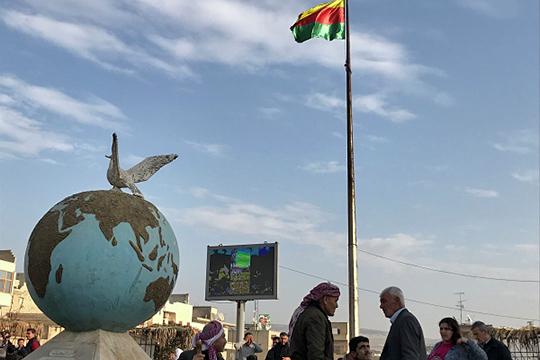«Курды — это тоже не монолит, а совокупность народов, некоторые из которых уже достигают стадии государственного самоопределения»