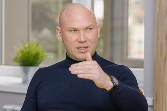 Раис Валеев: «Во-первых, было осознание того, что язанимаюсь правильным делом ионо получается, аво-вторых, что цели работают. Для меня деньги никогда небыли главной составляющей— это просто инструмент для развития, роста»