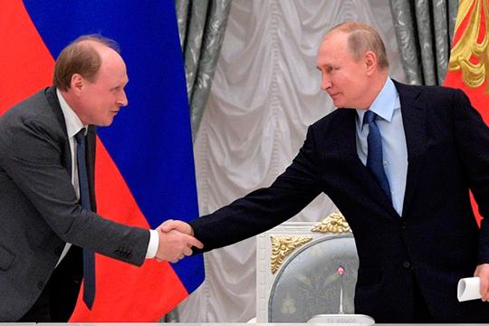 Владимир Путин: «Войну русскому языку объявляют нетолько пещерные русофобы»