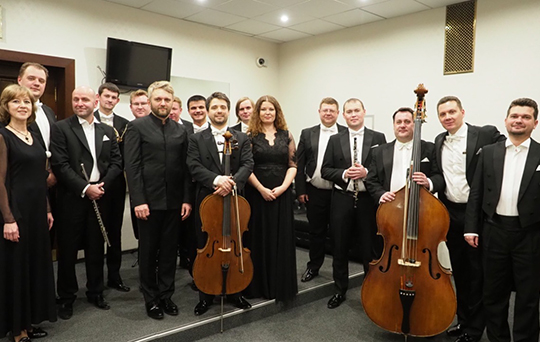 Следующий концерт фестиваля Concordia — 9 ноября. В программе — «Формула» для камерного оркестра, «Три песни» для голоса и камерного оркестра и «10 знаков зодиака» Штокхаузена