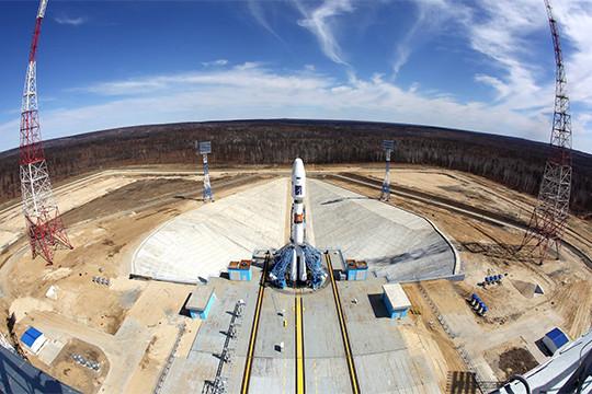 При строительстве космодромаВосточныйукраден каждый 10-й рубль— всего 11млрд рублей, изкоторый 3,5млрд рублей удалось вернуть
