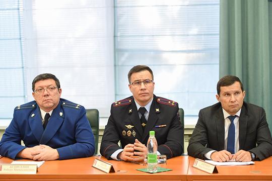 Накануне в Нижнекамске представили анализ работы контроль-надзорных органов в районе