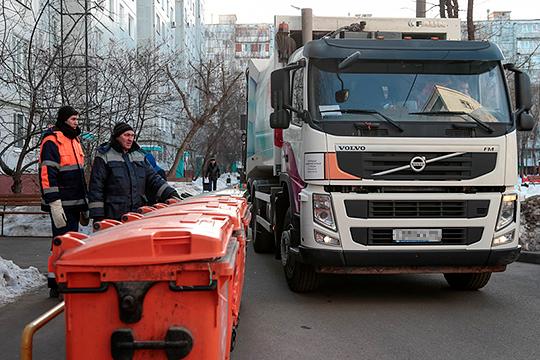 «67-68% приходится на транспортировку мусора, 30% — на содержание полигонов и остальные 2-3% — на содержание регоператора»