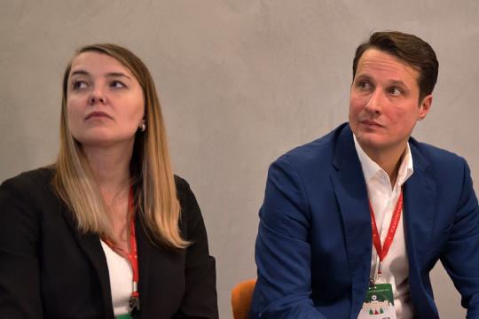 Гендиректор по продажам и маркетингу ГК «Садовое Кольцо» из Москвы фактически провел для коллег мастер-класс по разработке маркетинговой стратегии