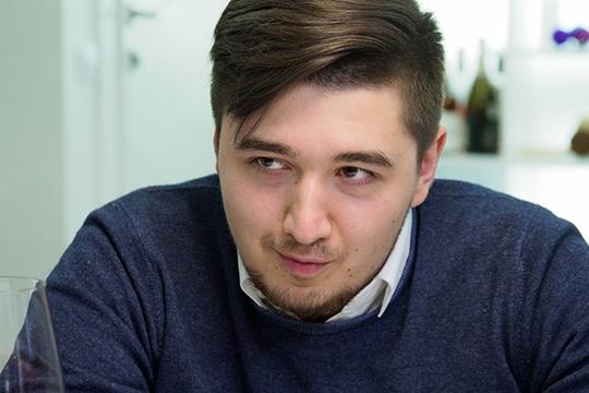 Шамиль Умаров: «Небудем забывать, что выбор заведений вКазани просто огромен истоит хотябы один раз «уронить» качество,можно потерять гостя»
