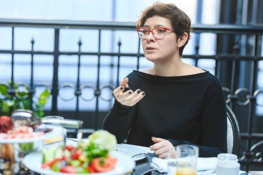 Катерина Ковалева: «Насамом деле всегда хочется что-то сделать лучше, усовершенствовать. Просто внутри тебя желание сидит. Икак раз таки быть архитектором— значит, иметь возможность что-то поменять»