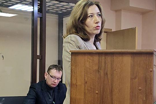 Все проходило быстро, в спешке — так попросило руководство, сообщила в суде Алла Гамер