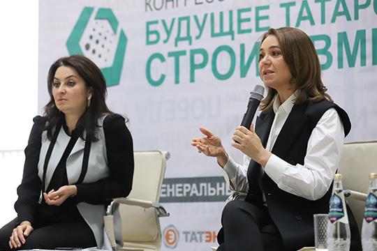 Присутствующая наоткрытииАльфия Когогинаотметила, что в21-м веке важнейшими являются ненефть игаз, ачеловеческий капитал
