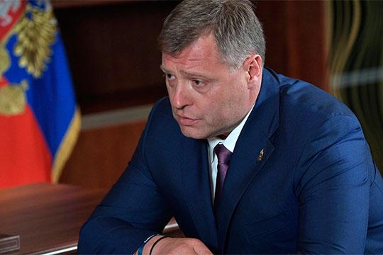 Они (мусульманская общественность города) подготовили обращение к губернатору Бабушкину (на фото) и главе администрации Харисову