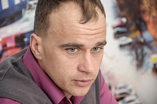 Дмитрий Калачев:«Мне кажется, что деловой климат вЧелнах действительно улучшается. Если судить пособственному бизнесу, тонаша сеть хорошо приросла загод восновном засчет нашего интернет-проекта»