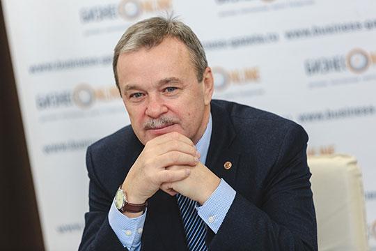 Виктор Дьячков: «Финансового экономического кризиса в 2020-м, на мой взгляд, не будет»
